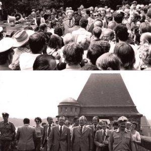 Brandt Willy 1976 Möhnetalsperre