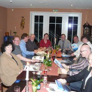 Die Direktkandidaten der SPD Möhnesee erarbeiteten ihr kommunalpolitisches Programm